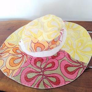 Girls Gap Floppy Canvas Hat Hippy Boho